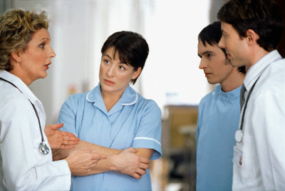 A Guide for Nurse-Physician Communication: What to Say, What Not to Say