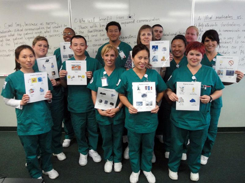 Stanbridge Nursing Students Improve Patient Care By Breaking Down Language Barriers
