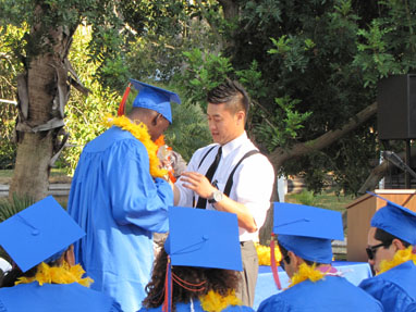 Stanbridge College Sponsors Foster Youth Graduation at Orangewood