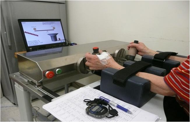 Robot Assisted Therapy for Stroke Patients