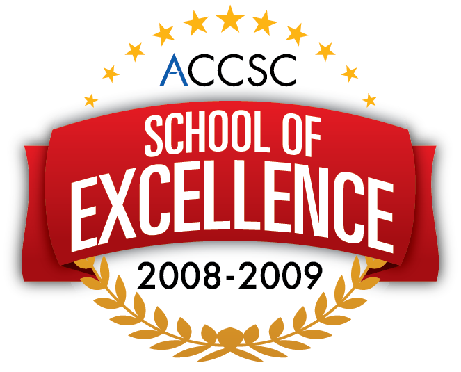 Stanbridge College 2008 - 2009 ACCSC School of Excellence Award Recipients