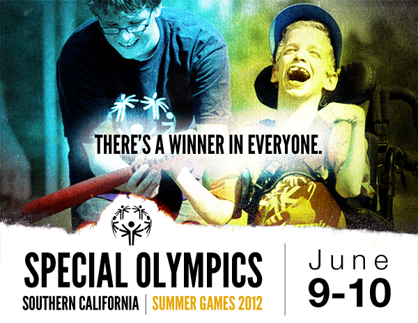 Volunteers Needed at the 2012 Special Olympics Summer Games 6/9 & 6/10
