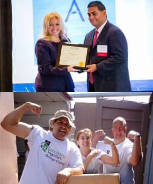 Stanbridge College Named 2012 ACCSC Community Service Award Finalist