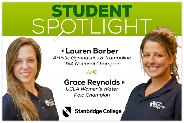 Stanbridge Spotlight: Athletic Champions Turn Passion for Sport into Physical Therapy Education