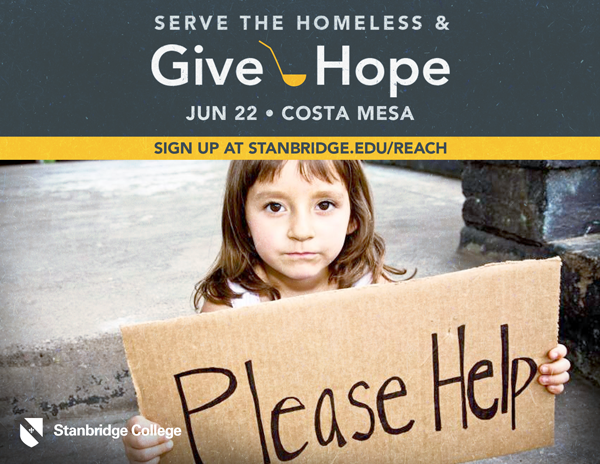 Volunteer 6/22 to Help the Summertime Surge in OC Homelessness