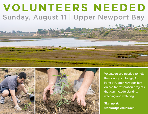 Help Preserve History: Volunteer with OC Parks on Sunday August 11, 2013