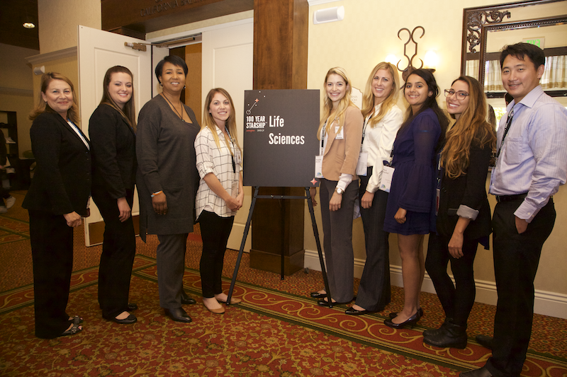 Stanbridge College Occupational Therapy Graduate Students Present Groundbreaking Research at 100 Year Starship Symposium