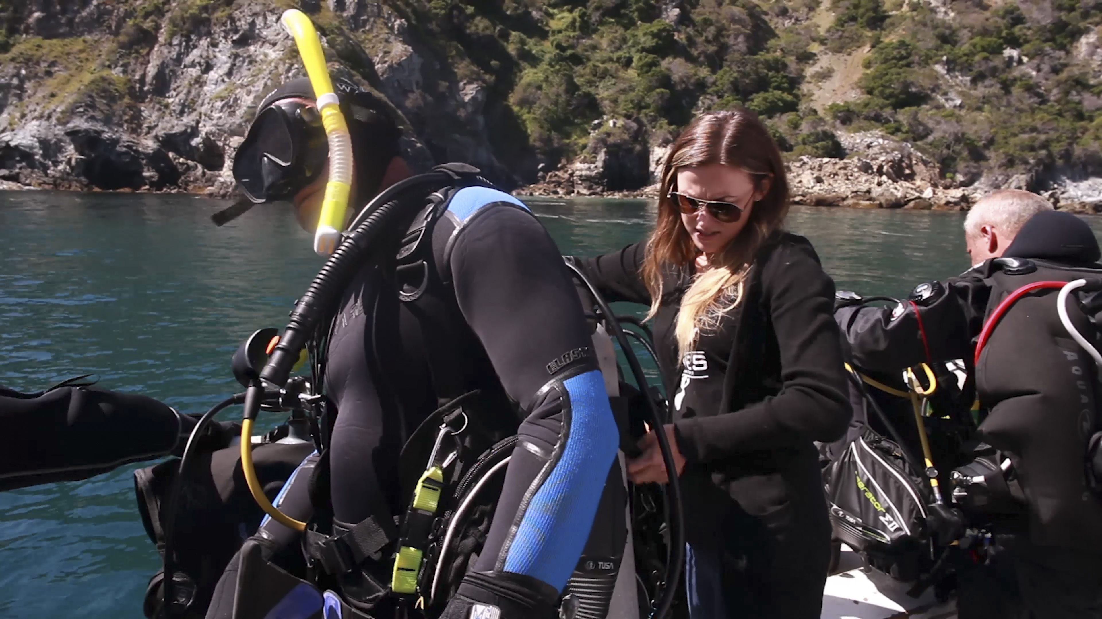 Occupational Therapy Student Expands Scuba Therapy for Veterans