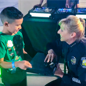 Childhood Literacy Resources: Stanbridge University Donates and Distribute Free Laptops in Santa Ana